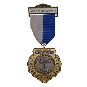 Medal, Battle of Secessionville