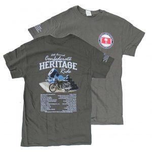 2016 SCV4 Heritage Ride Tee Shirt