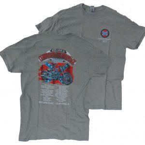 2020 SCV4 Heritage Ride Tee Shirt