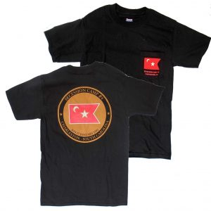 Secession Camp SCV4 Pocket Tee